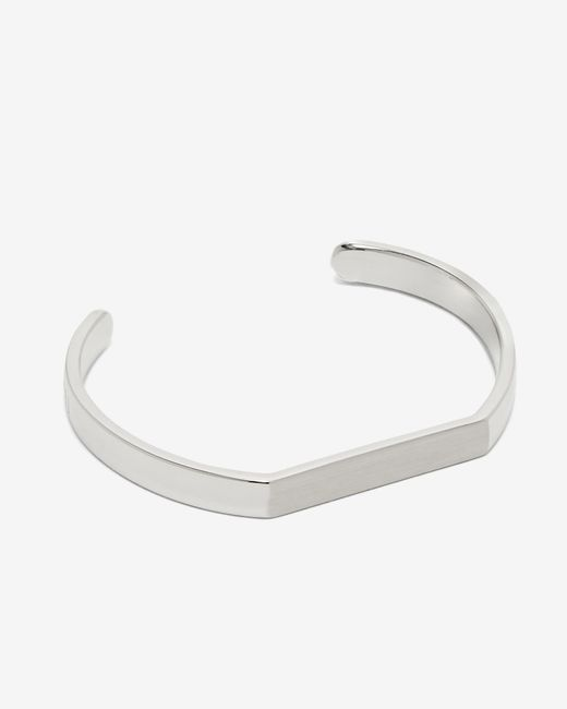 Ted Baker - Metallic Flat Top Bangle for Men - Lyst