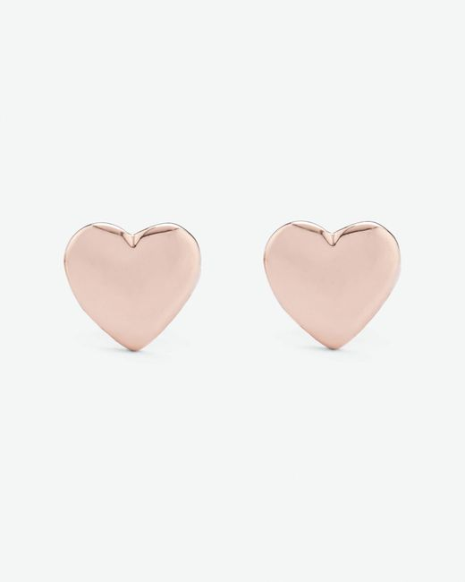 Ted Baker | Multicolor Heart Stud Earrings | Lyst