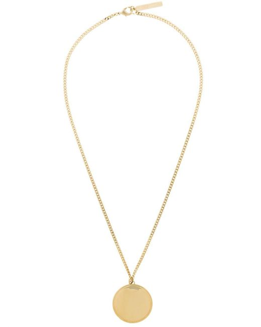 Givenchy | Metallic Gold Necklace | Lyst