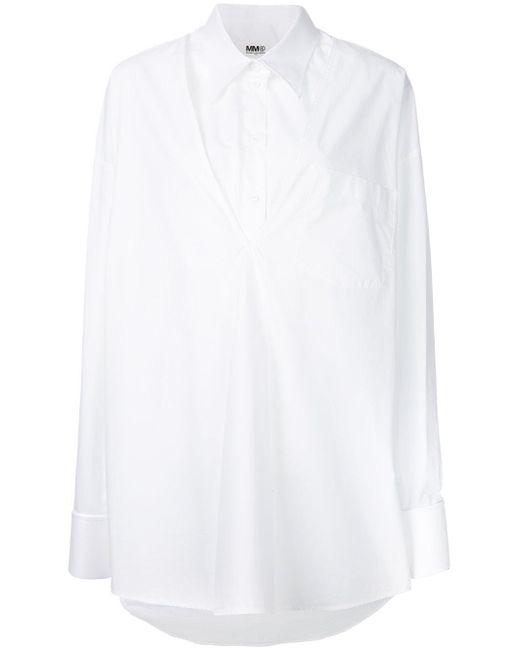 For Sale Find Great Cotton shirt Maison Martin Margiela Top Quality Online Manchester Sale Online HfO48