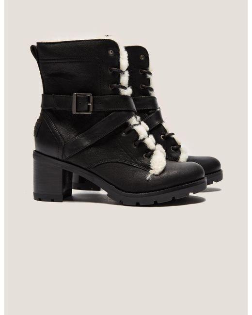 Ugg | Black Ingrid Ex Boot | Lyst