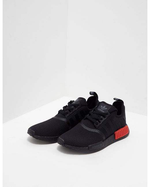 9e7715f70 Lyst - adidas Originals Mens Nmd R1 Ripstop Black in Black for Men