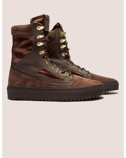 premium selection 4a2da 3c75f Android Homme Tactical Boot Brown in Brown for Men - Save 47% - Lyst