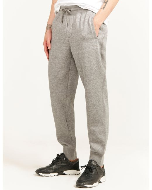 Armani Jeans | Gray Cuff Track Pant for Men | Lyst