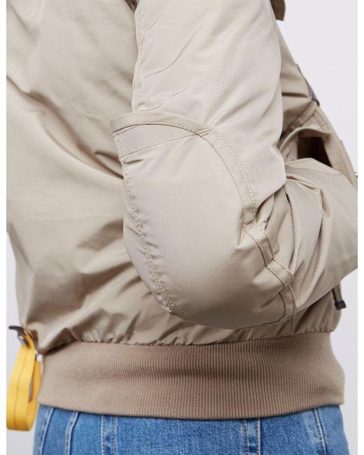 ... Parajumpers - Multicolor Gobi Short Jacket - Lyst ...