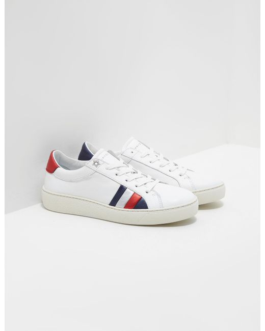 4a24f8803 Lyst - Tommy Hilfiger Iconic Sneaker - Online Exclusive White in ...