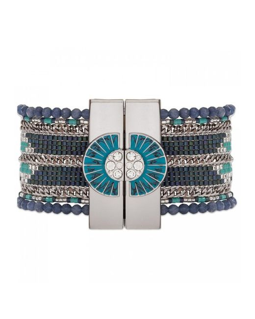 Hipanema - Blue Eternity Bracelet - Lyst