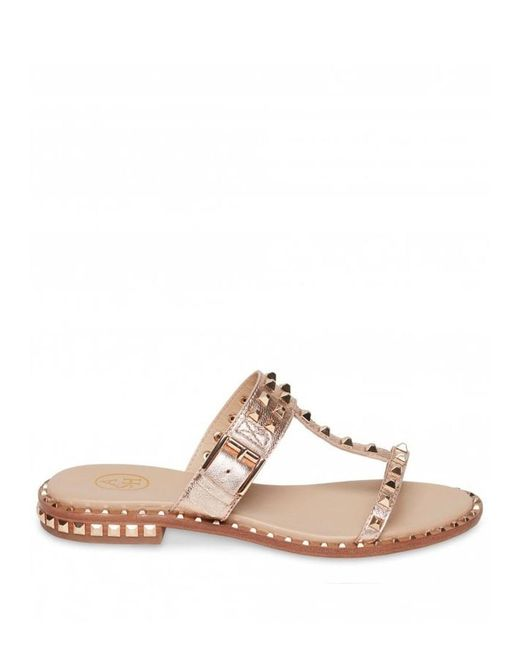 387f3b7a93e8 Ash - Multicolor Prince Studded Sandals - Lyst ...