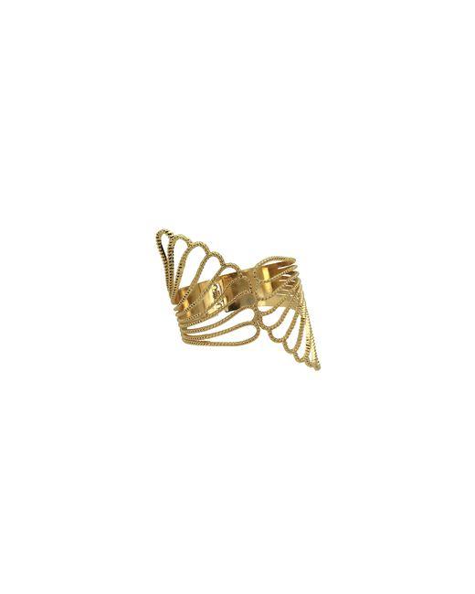 Guess | Metallic Hinged Filigree Claw Cuff | Lyst