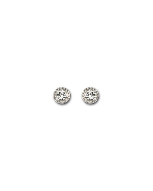 Swarovski | Metallic Angelic Pierced Earrings | Lyst