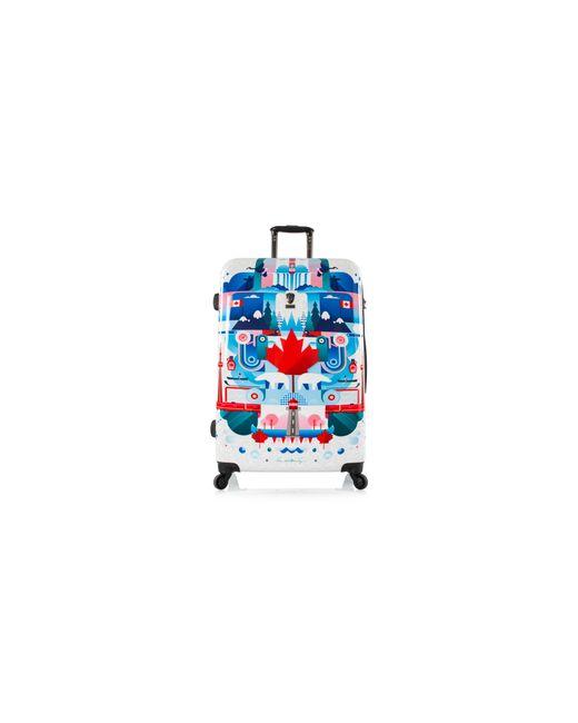 Heys   White Fvt True North 30-inch Spinner Suitcase   Lyst