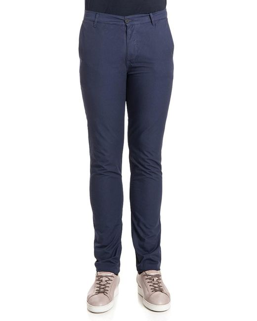 KENZO - Blue Trousers for Men - Lyst