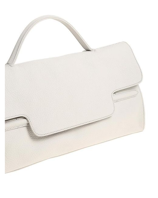 Nina M bag - Pure Cashmere Line Zanellato 100% Guaranteed Cheap Online For Sale Finishline Online Cheapest YnRYGBrLW