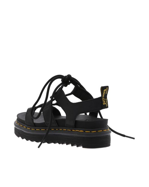 80oynvwmn In Hydro Lyst Sandals Nartilla Drmartens Black Leather v8n0OmNyw