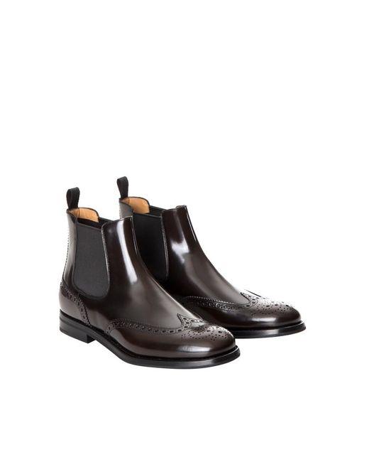 Church's - Black Polishbinder Boots - Lyst