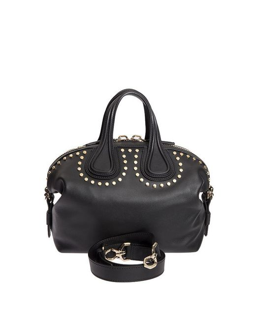 ... Givenchy - Black Nightingale Small Bag - Lyst ... dedab64721b3c