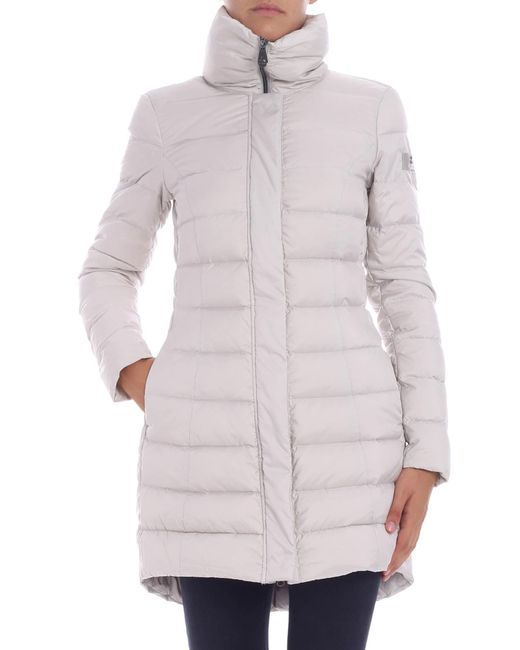 "Peuterey - Multicolor ""sobchak Mq"" Ice-colored Down Jacket - Lyst"