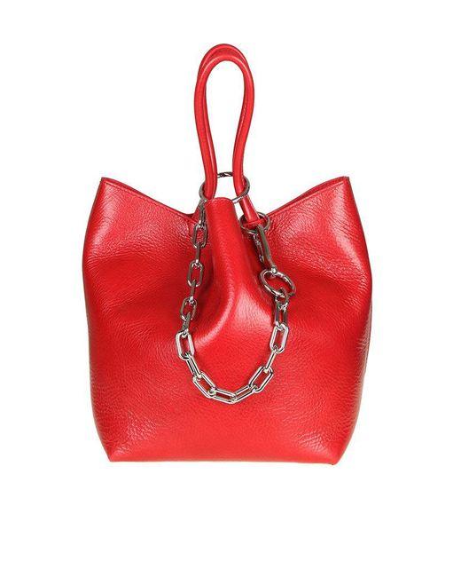 Alexander Wang - Red Roxy Small Bag - Lyst