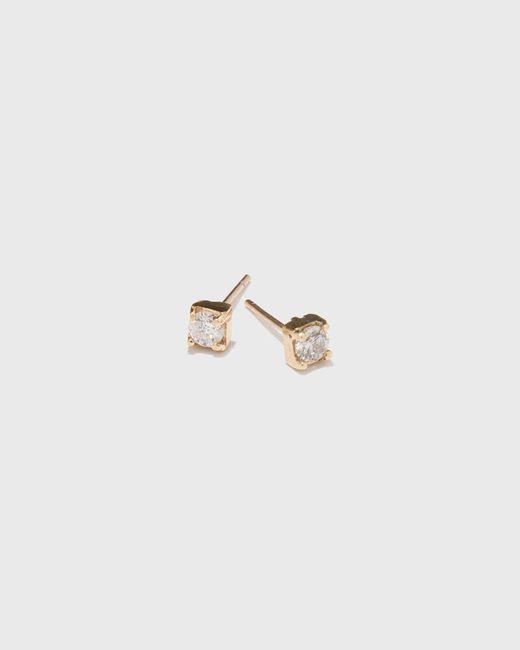 Loren Stewart   Multicolor Diamond 3.4 Studs   Lyst