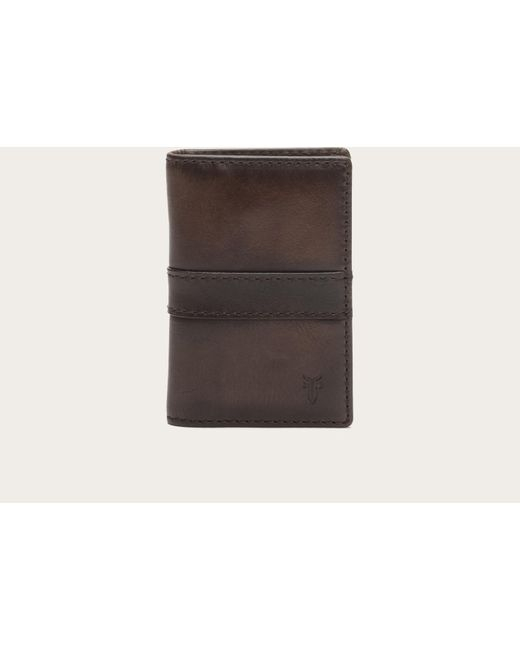 Frye | Brown Oliver Bi-fold for Men | Lyst