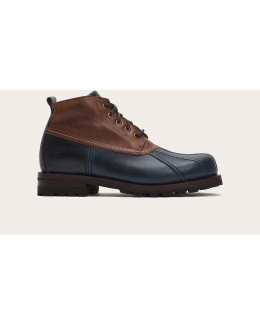Frye | Blue Warren Low Duck Boot for Men | Lyst
