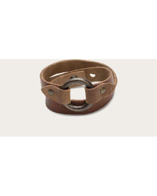 Frye | Brown Harness Wrap Cuff | Lyst
