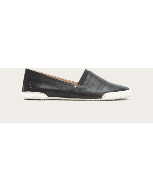 Frye | Black Melanie Slip On | Lyst