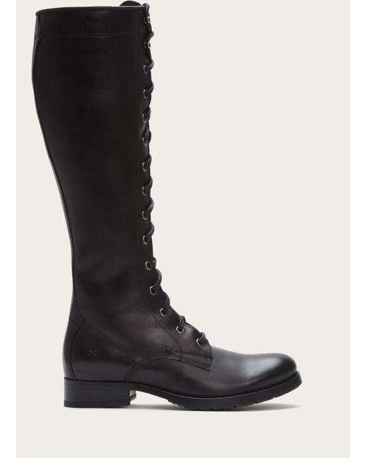 Frye | Black Melissa Tall Lace | Lyst