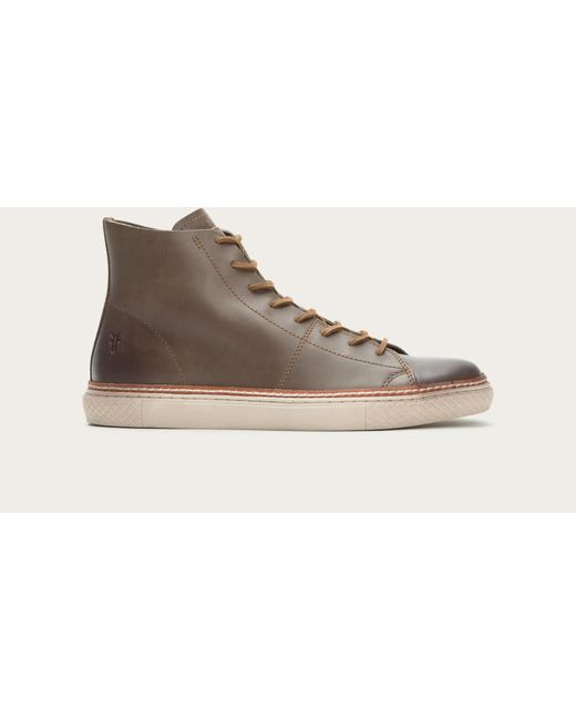 Frye | Gray Gates High for Men | Lyst