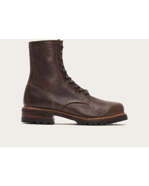 Frye | Brown Arkansas Logger Tall for Men | Lyst