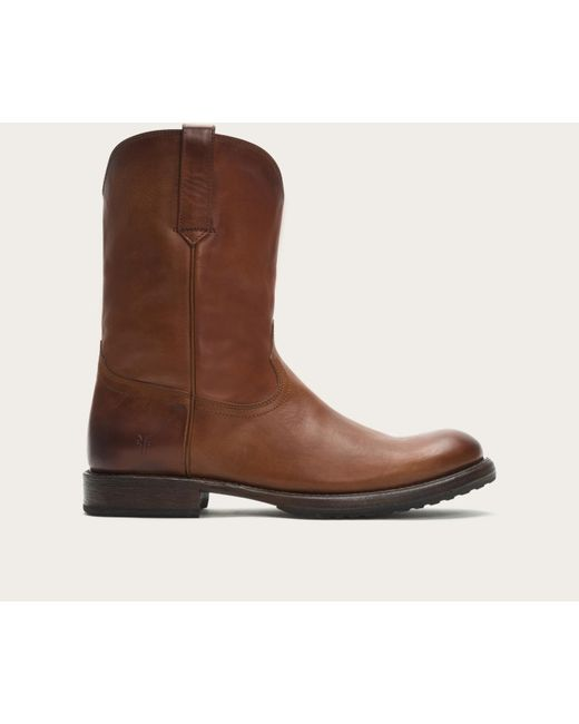 Frye | Brown Duke Roper for Men | Lyst