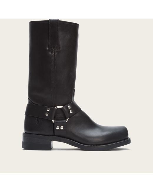Frye - Black Men's Harness 12r Boots for Men - Lyst