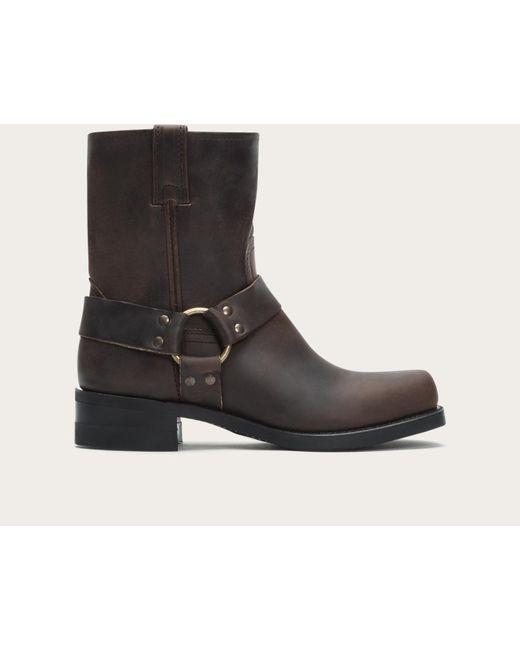 Frye | Brown Harness 8r for Men | Lyst