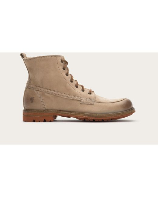 Frye | Natural Phillip Lug Workboot for Men | Lyst