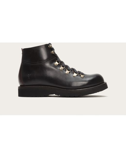 Frye | Black Evan Hiker for Men | Lyst