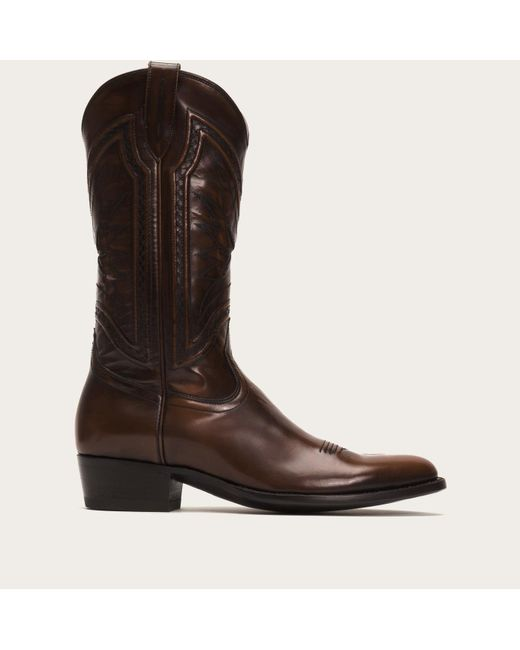 Frye | Brown Ross Braided Tall | Lyst