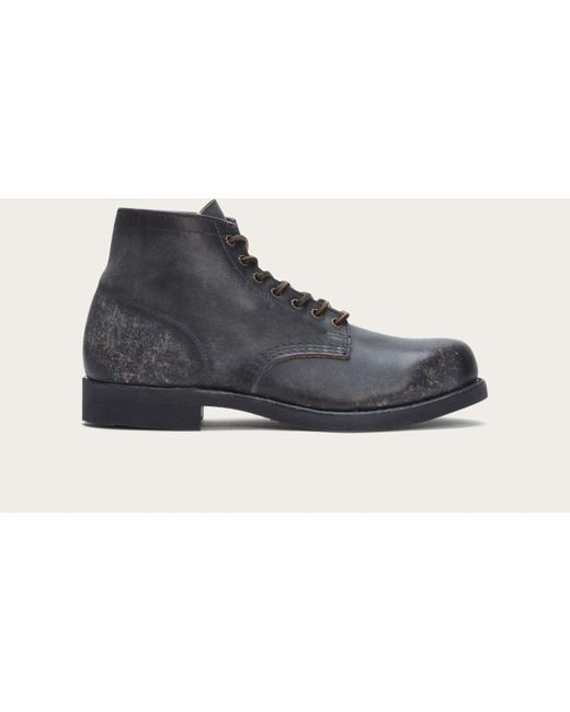 Frye   Black Prison Boot for Men   Lyst