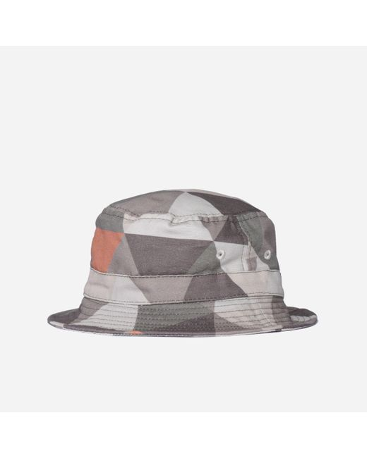 Universal Works - Gray Bucket Hat for Men - Lyst