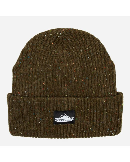 Penfield | Green Harris Beanie for Men | Lyst