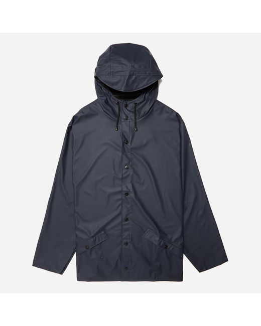 Rains - Blue Jacket for Men - Lyst