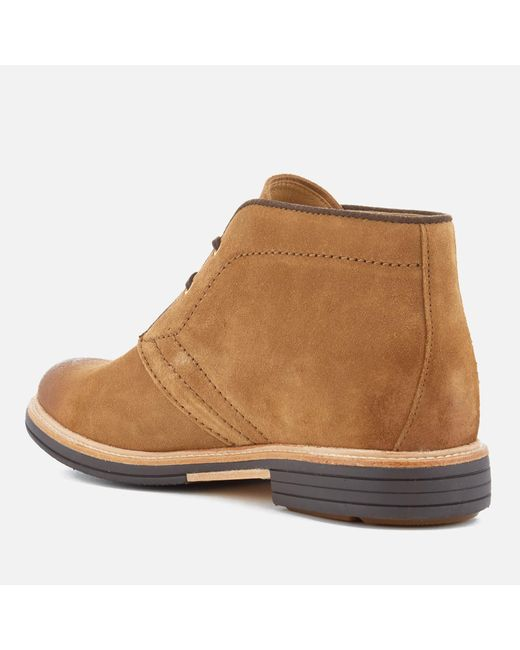 ... Ugg - Brown Dagmann Suede Desert Boots for Men - Lyst ...