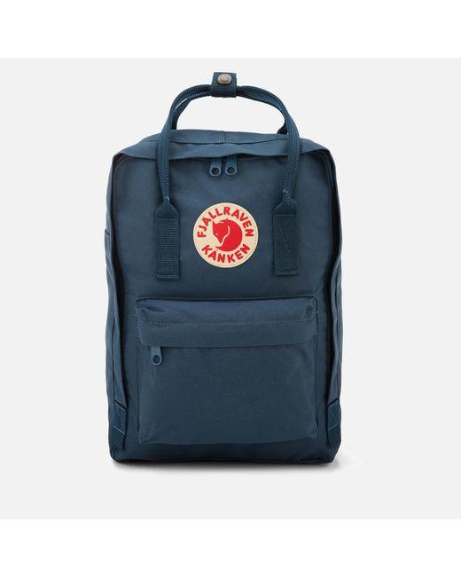 "Fjallraven | Blue Kanken Laptop Backpack 13"" for Men | Lyst"