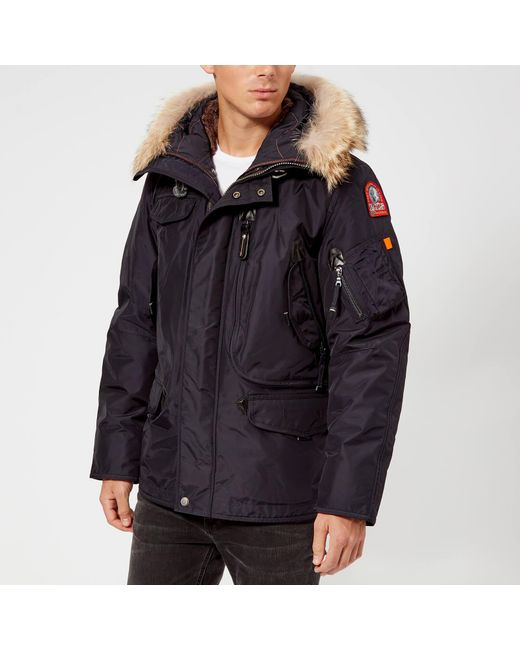 Parajumpers - Blue Right Hand Jacket for Men - Lyst ...