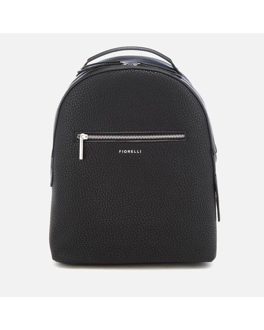 Fiorelli - Black Anouk Backpack - Lyst