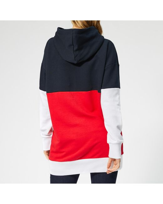 8ef22d54 ... Tommy Hilfiger - Multicolor Talina Hoodie - Lyst ...