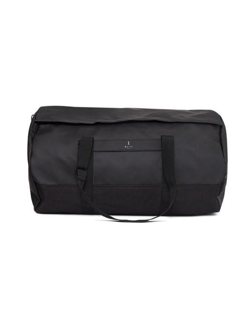Rains | Duffel Bag Black for Men | Lyst