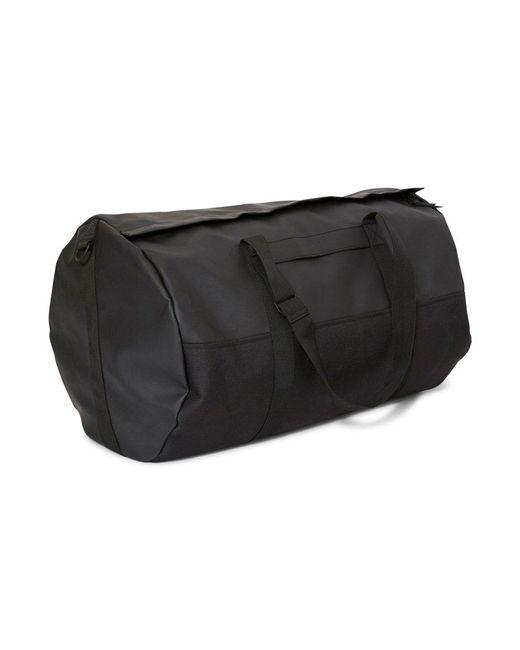 2102e25e085 Rains Travel Duffel Bag Black in Black for Men - Lyst