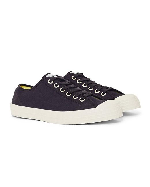 Novesta - Star Master Plimsoll Black for Men - Lyst