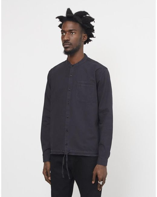 YMC | Beach Shirt Black for Men | Lyst