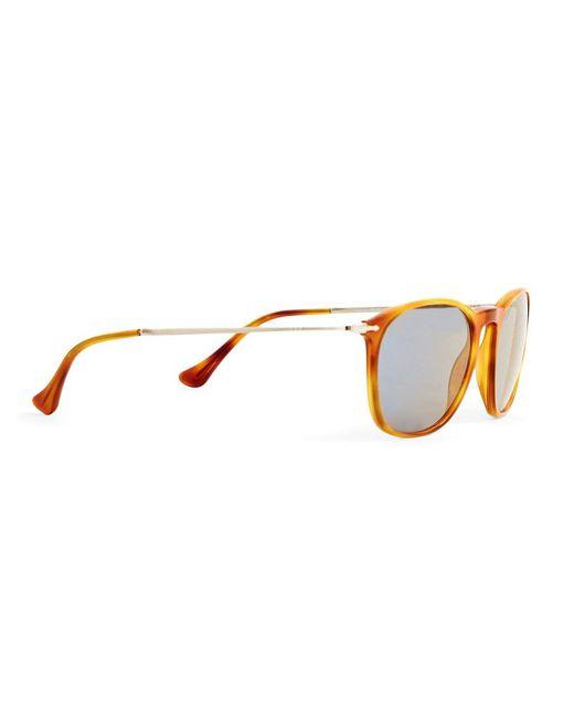 Persol - Design Sunglasses Orange for Men - Lyst